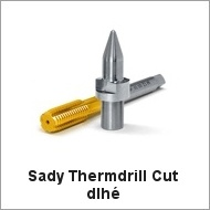 Sady Thermdrill Cut dlhé