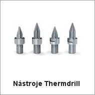 Nástroje Thermdrill